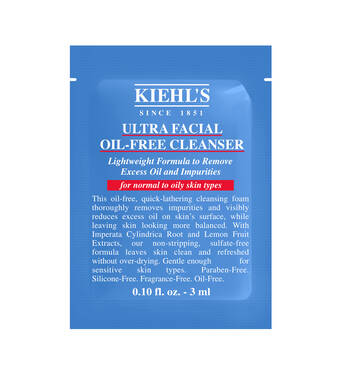 Ultra Facial Oil-Free Cleanser Sample