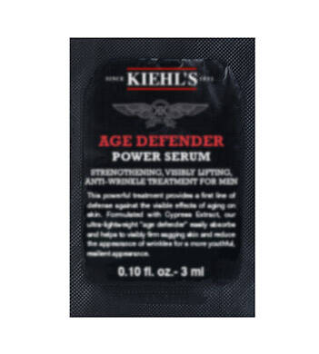 Age Defender Power Serum Sample