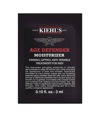 Age Defender Moisturizer Sample