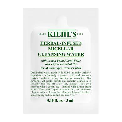 Herbal-Infused Micellar Cleansing Water Esantion