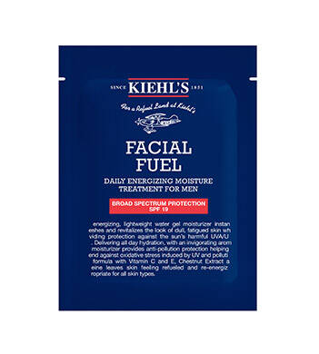 Facial Fuel Daily Energizing Moisture Treatment for Men sample