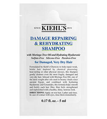 Damage Repairing & Rehydrating Shampoo Esantion