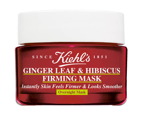 Ginger Leaf & Hibiscus Firming Mask Deluxe Sample