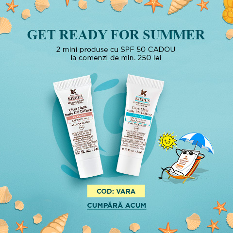 Ready for summer Kiehl´s