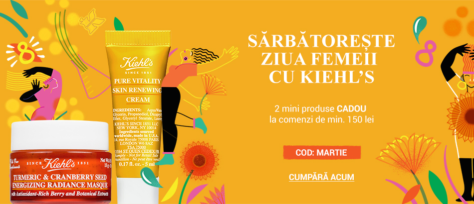 Women´s Day Kiehl´s