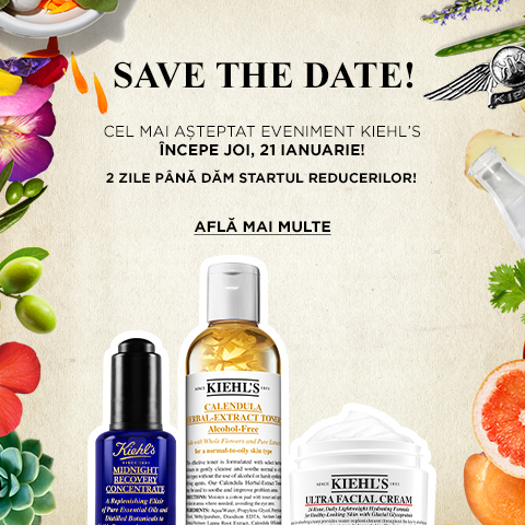 Kiehl´s Friends and Family