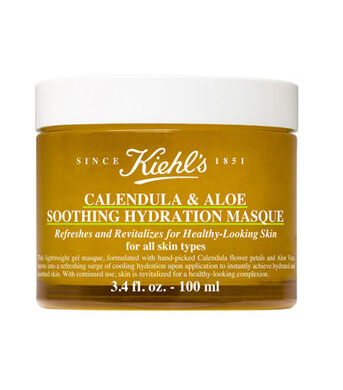 Camendula And Aloe Masque