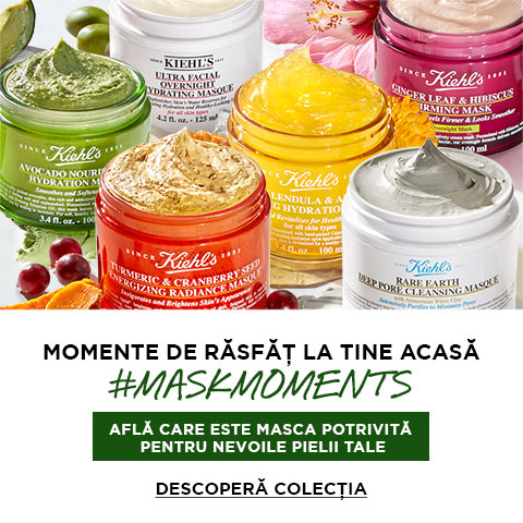 Mask Moments Kiehl´s