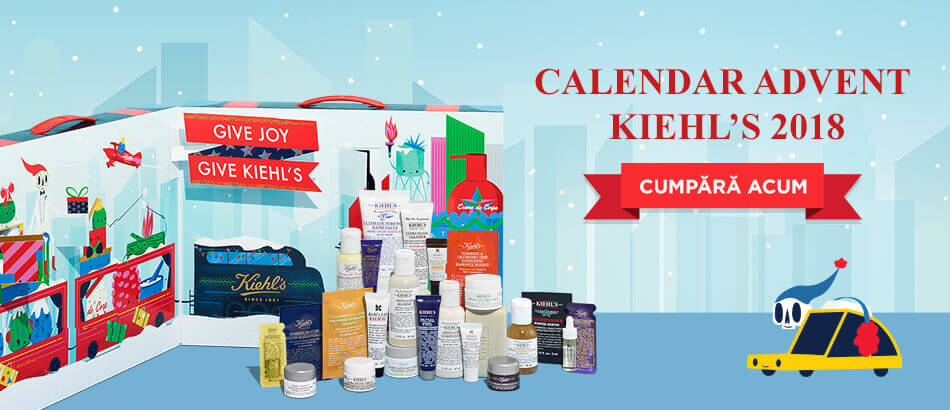Kiehl´s Advent Calendar 2018