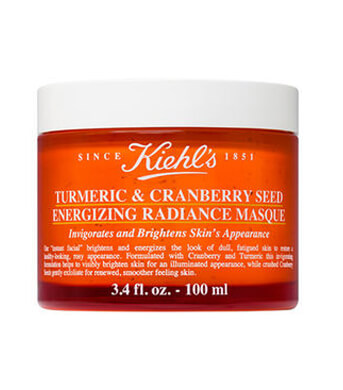 Turmeric and Cranberry Masque